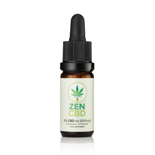 CBD Oil Drops 5% strength